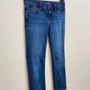 Ann Taylor LOFT Modern Straight/Petite Jeans